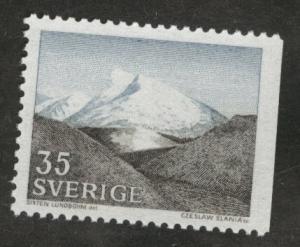 SWEDEN Scott 723 MNH** 1967  stamp