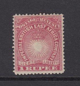 British East Africa, Sc 25 (SG 14), MHR