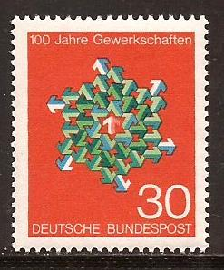 Germany  #  991  Mint  N H          A