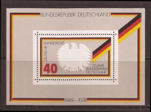 Germany scott #1145 ss n/nh stock #N3219