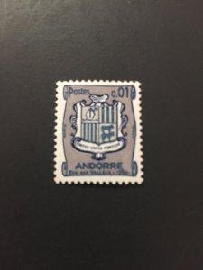 ^Andorra, French #161**