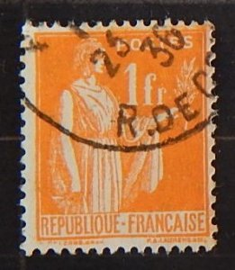 France, 1932-1933, New Daily Stamps, MC #280, (1808-Т)