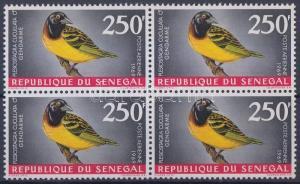 Senegal stamp Bird block of 4 MNH 1968 Mi 381 WS115565