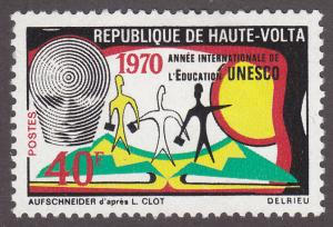 Burkina Faso 218 International Education Year 1970