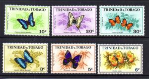 Trinidad and Tobago 210-215 MNH