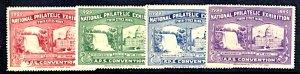 USA Philatelic Cinderella APS Convention Twin Cities Minn. 1929