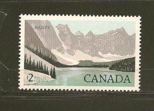 Canada 936 $2.00 Banff National Park MNH