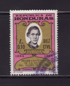 Honduras C372 U Juan de Jesus Zepeda (A)