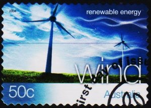 Australia. 2004 50c S.G.2369 Fine Used