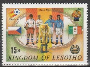Lesotho #363b  MNH (S2897)