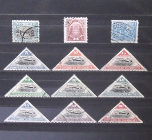 4970 Mozambique Used # 15,136,162,165,166,167,168,169,170,171,172,174  CV$ 7.05