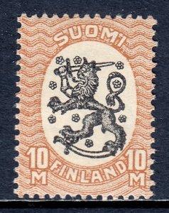 Finland - Scott #139 - MH - SCV $4.00