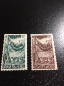 French Guiana sc 192,194 MHR