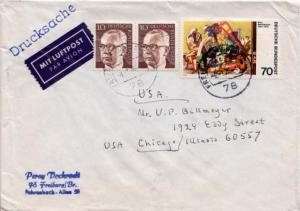Germany, Airmail, Art