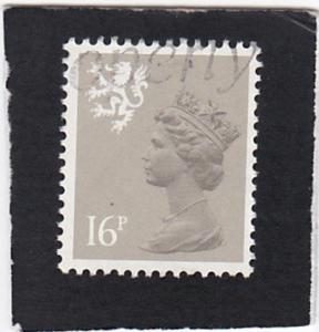 Great Britain  Scotland  #  SMH  29   used