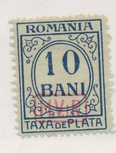Romania (German Occupation) Stamp Scott #3NJ2, Mint Hinged - Free U.S. Shippi...