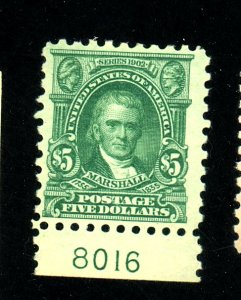 480 MINT PL# F-VF OG LH Cat $170