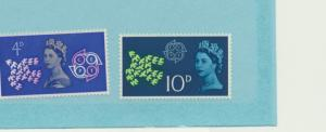 Great Britain Scott #375 To 376, Mint Never Hinged MNH, General Letter Office...