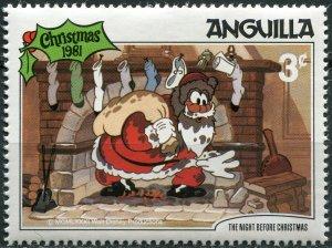 Anguilla 1981. Christmas 1981 (V) (MNH OG) Stamp