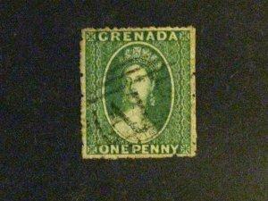 Grenada #3 used 3 a198.9416