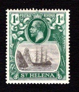 ST. HELENA  SC# 80  FVF/MOG