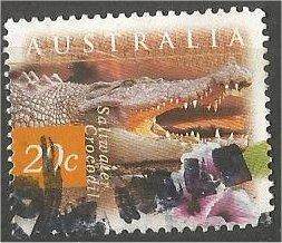 AUSTRALIA, 1996 used 20c, Flora and Fauna Scott 1526