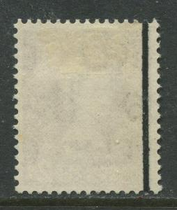 Great Britain -Scott 356c - QEII -Graphite Lines-1958 -MVLH- Single 2p Stamp