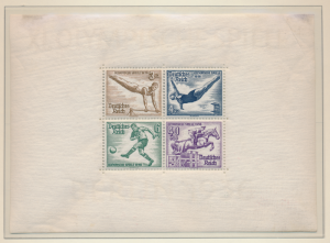 Germany Stamp Scott #B91, Mint Hinged - Free U.S. Shipping, Free Worldwide Sh...