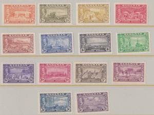 BAHAMAS    1948      S G 178 - 191    SET TO 5/-    MH