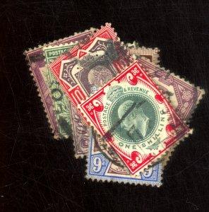 GB #127-138a USED F-VF Cat $369