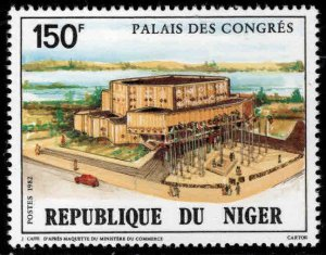 Niger Scott 581 MNH** stamp