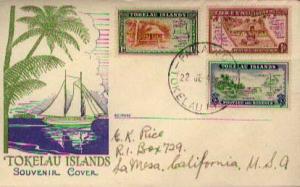 Tokelau Islands, Maps