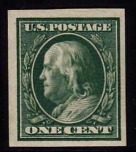 United States #343 MNH