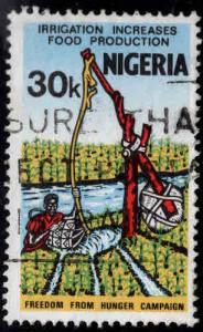 Nigeria Scott 326 used stamp CV$1.50