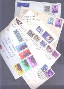 INDONESIA NICE COVERS LOT
