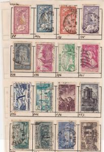 France + Colonies Stamps Page Ref 31768