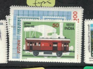 India SG 1070-1 Price Is For One Set MNH (8dxz)