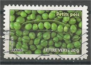 FRANCE, 2012, used 20 Gr. - Gram, Plants (Flora) | Vegetables, Mi5402