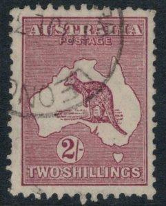 Australia #99  CV $29.00  Light cancel