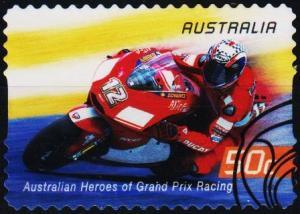 Australia. 2004 50c S.G.2452 Fine Used