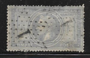 FRANCE  37 USED NAPOLEON ISSUE, DAMAGED, CV $750.00, OFFERS