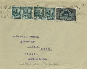 Stamps Argentina Poster Stamp Cinderella Seminario Diocesano Jesus Grape Fruit Vine Latin America