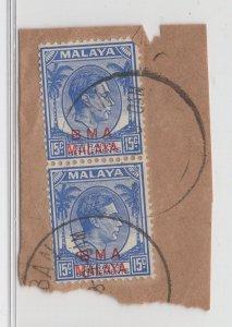 Malaya BMA - 1945 - SG 12 - Fine Used (Seremban Cancellation)
