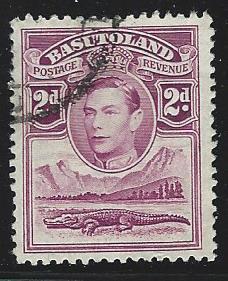 Basutoland   used SC  21