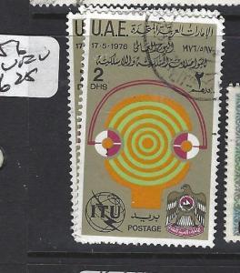 UNITED ARAB EMIRATES  (P0502BB)  SG 56   VFU
