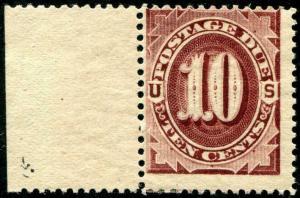 HERRICKSTAMP UNITED STATES Sc.# J19 Mint LH Scott Retail $600.00