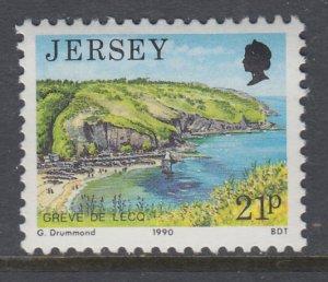 Jersey 494 MNH VF
