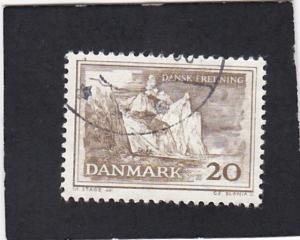 Denmark  #  405  used