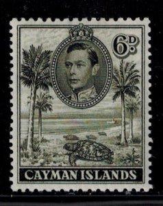 Cayman Islands 107a MNH Superb