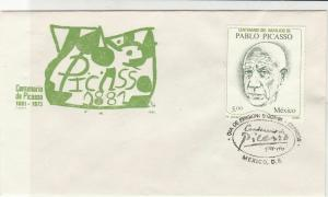 mexico 1981 atm stamps cover ref 19291